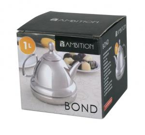 Dzbanek BOND na herbatę 1 L 1000 ml Ambition